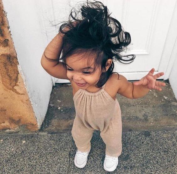 #babygirl est le meilleur cadeau de dieu.    – Love& Life