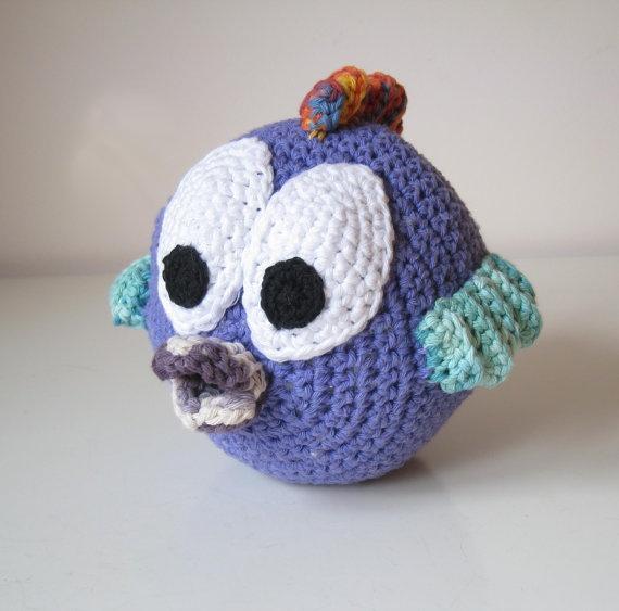 Amigurumi Fish crochet toys & amigurumi Pinterest