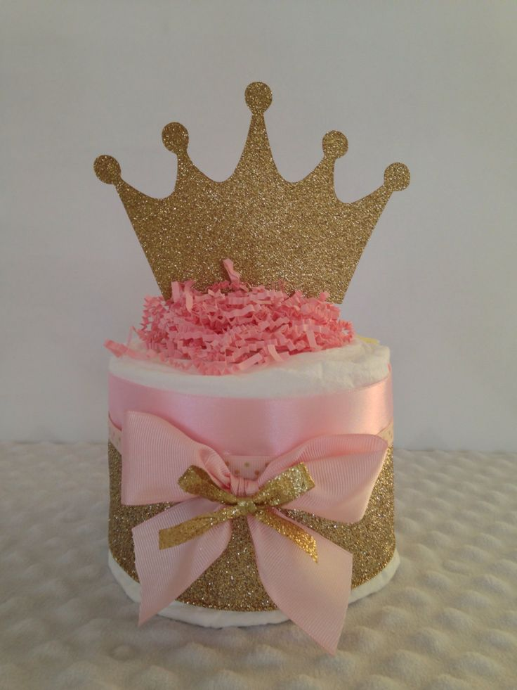 Pink And Gold Baby Shower Decirations Google Search
