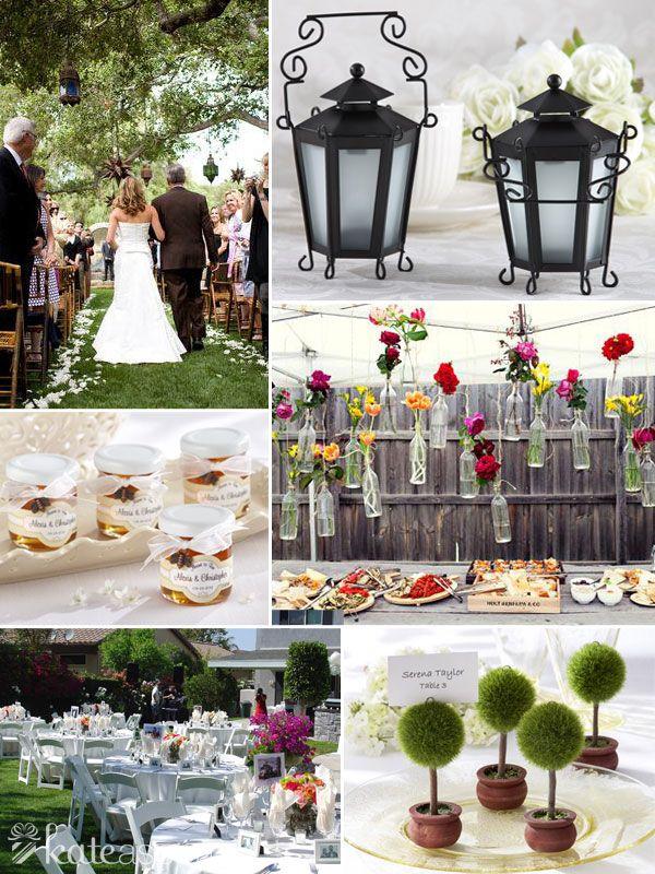 34 Backyard Wedding Ideas For Spring