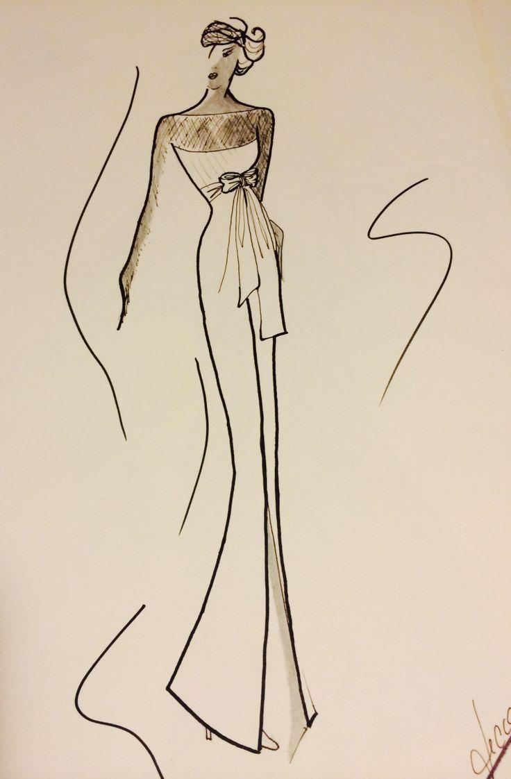 Maria Susana Lucca fashion stilista moda miei disegni