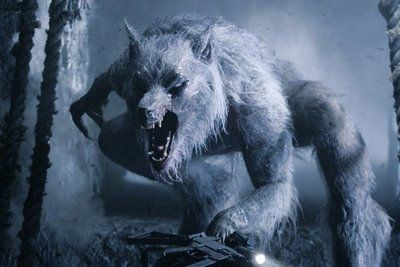 Underworld Lycans : My Scariest nightmares are of these.