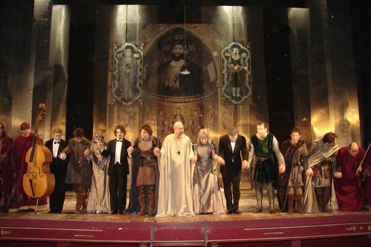Enrico IV di Luigi Pirandello regia di Roberto Guicciardini con Sebastiano Lo Monaco