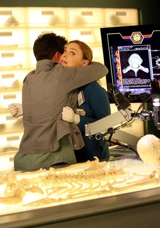 Rodolfo is Grateful - Bones Season 10 Episode 11