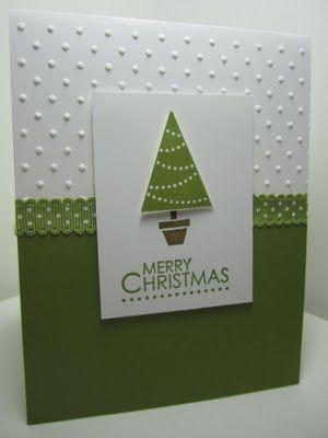 Best 25+ Easy christmas cards ideas on Pinterest | Diy christmas ...