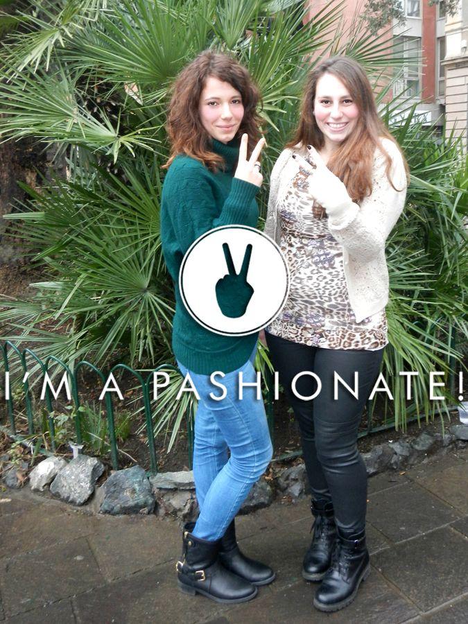 Laura e Giorgia | Les Amis | lesamis1417.blogspot.it