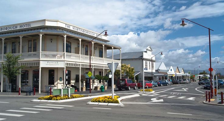 Martinborough, Wairarapa