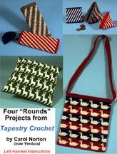 Video tutorial Tapestry Crochet