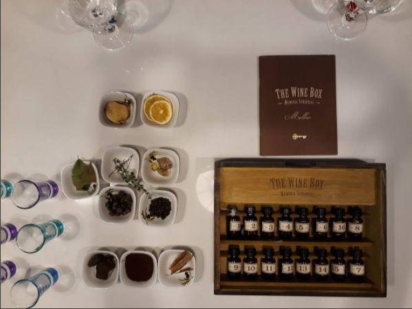 """Ven a nuestro taller de """"Los Aromas del Malbec"""", hoy y mañana de 5pm a 8pm en nuestra tienda del oeste en Cali 🍾🍷🍇 #winesofinstagram #winelover #bebevino"""