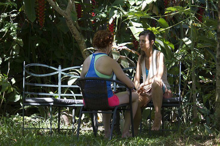 One-on-one healing sessions with our team of healers