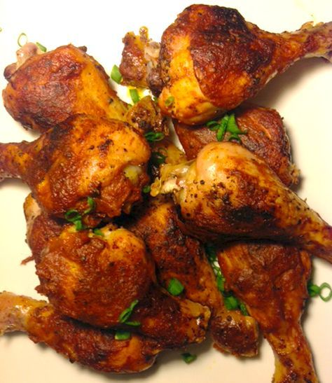 Seaside Kitchen: Paleo Chicken Wings (Well Actually Drumsticks)