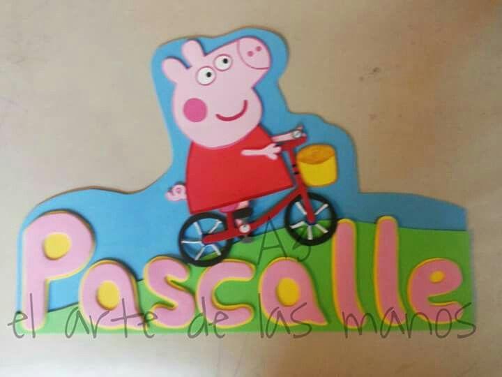 Decoracion de habitaciones y o fiestas de peppa pig