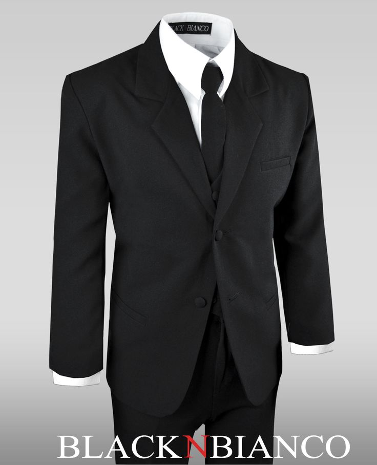 Black N Bianco Boys Teens Suit Dress Wear Set. $35. Not $20 lol, but not bad.