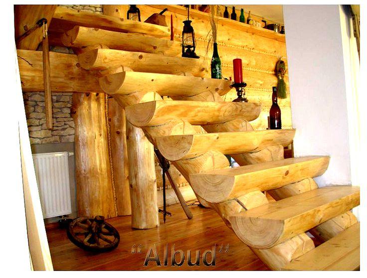 Albud - budowa domów z drewna i bali na śląsku
