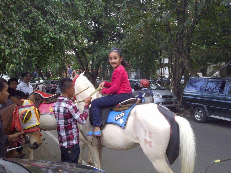 Bandoeng White Horse