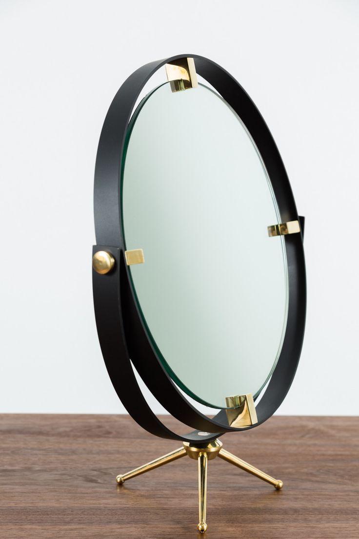 17 best images about .Mirror. on Pinterest | Circular mirror ... - Atelier Floating Vanity Mirror