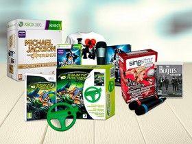 Giochi e accessori per Wii, PS3 e Xbox 360