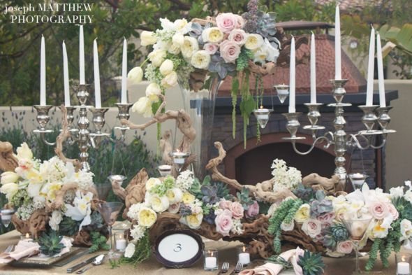 If you could have any centerpiece regardless of cost