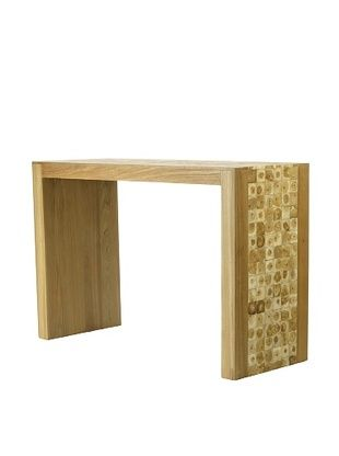 -37,200% OFF Foreign Affairs Modern Teak Console