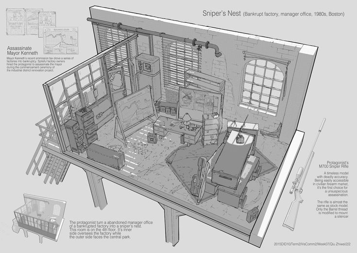 Feng Zhu Design: Room Designs by FZD Term 2 Students