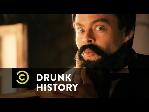 ▶ Drunk History: Invention of Coca Cola - YouTube