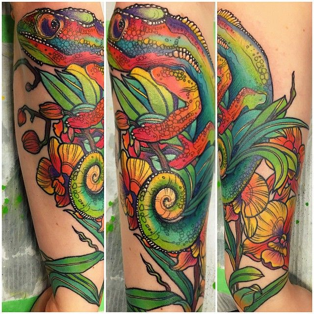 Chameleon Tattoo Finder: 104 Best Images About Tattoo On Pinterest