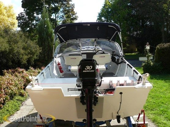 2010 STACER 429 SEAHAWK