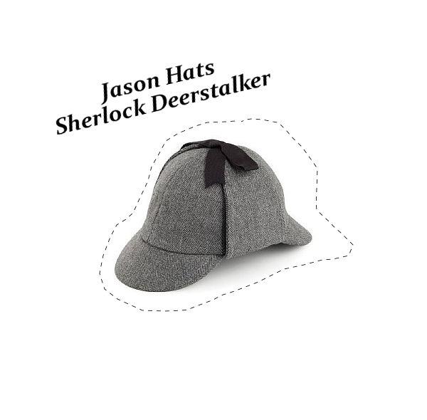 #Sherlock Deerstalker