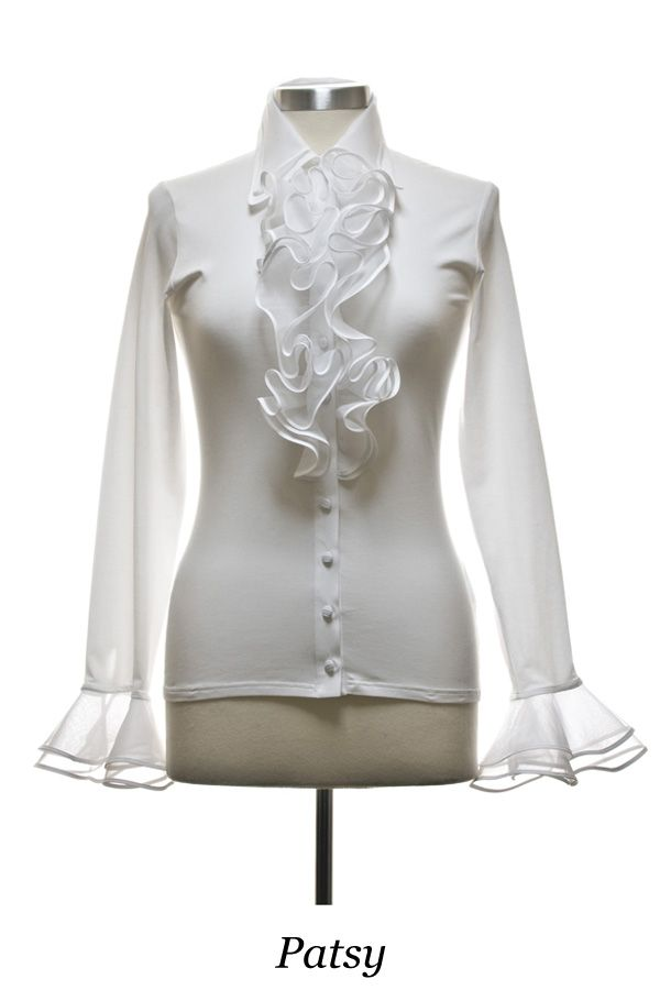 Anne Fontaine Patsy Shirt,