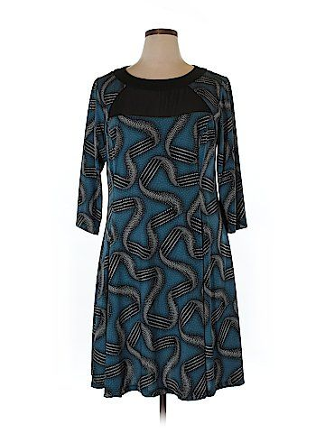 Jete Casual Dress Size 2X (Plus)