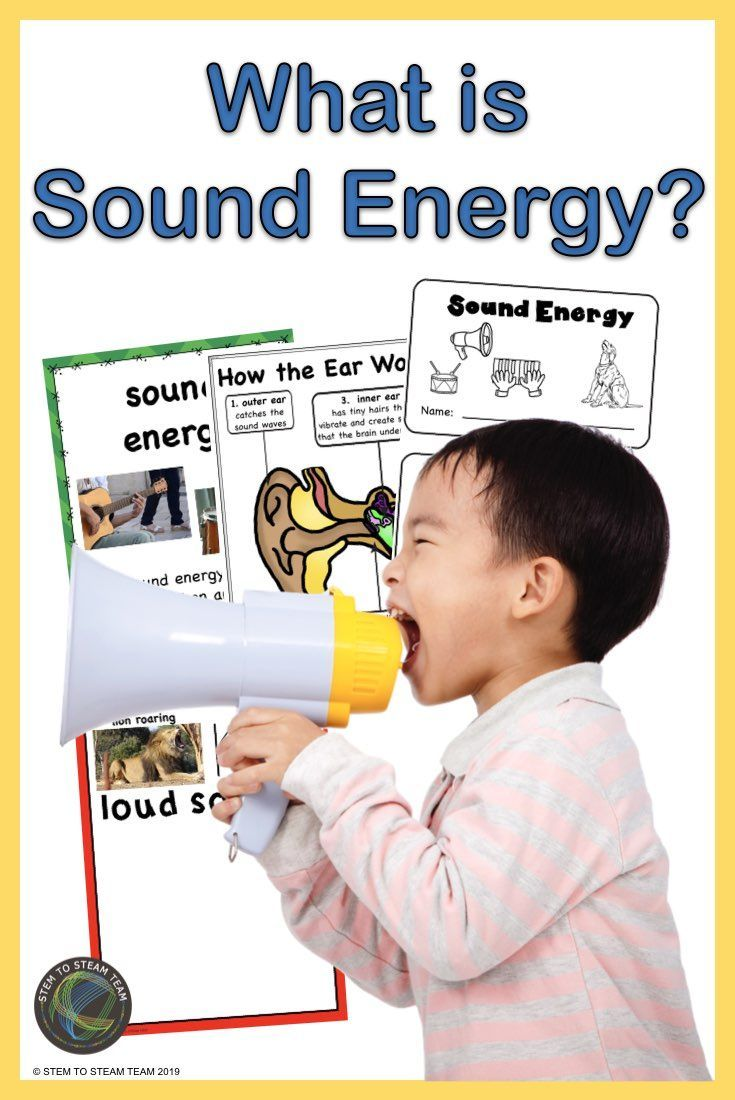 What Is Sound Energy Sound Energy Homeschool Programs Teaching First Grade [ 1100 x 735 Pixel ]