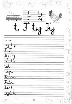 Írott betűk - kisferenc.qwqw.hu