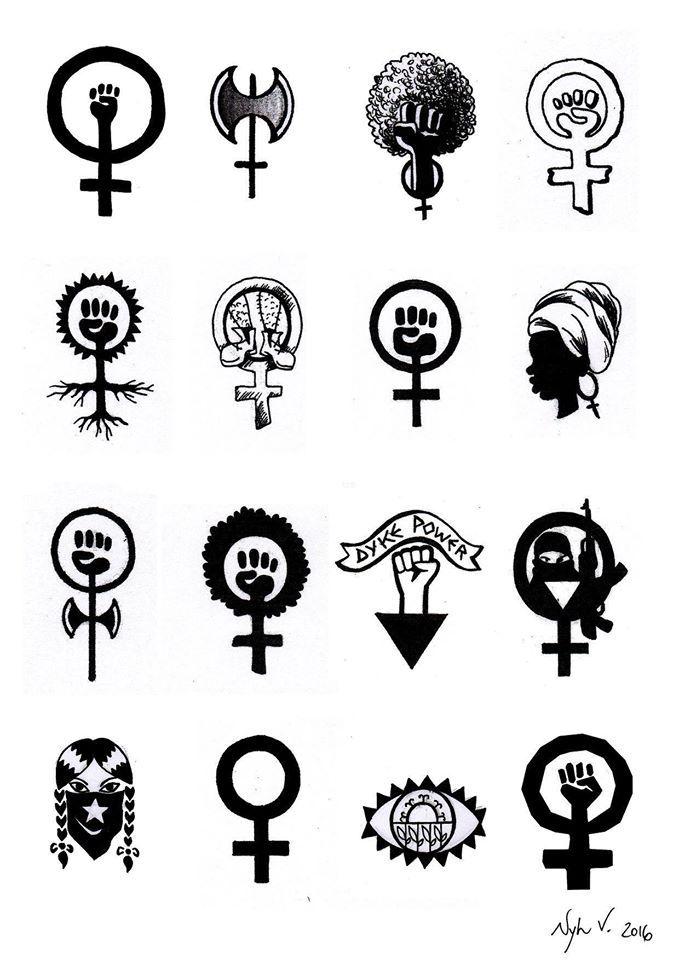 25 Best Ideas About Feminist Tattoo On Pinterest Girl