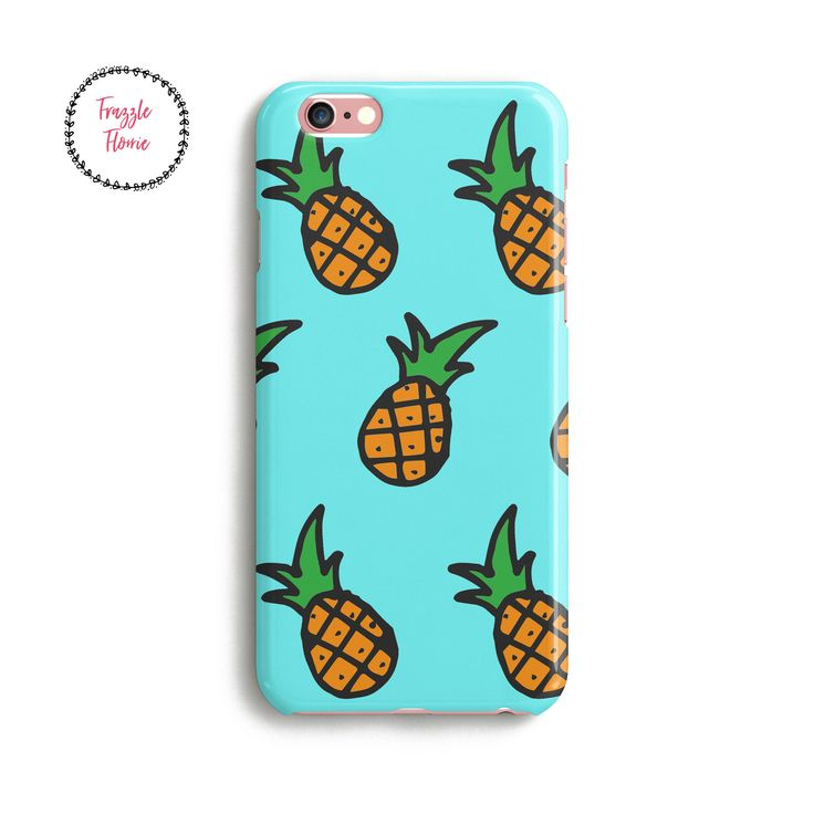 Pineapple phone case | Personalised Phone Case | iphone7 | iphone6 | iphone | Samsung Galaxy | Cute gift | Pineapples print | by FrazzleFlorrie on Etsy https://www.etsy.com/uk/listing/521000982/pineapple-phone-case-personalised-phone