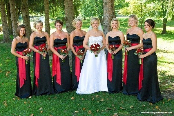 black and red weddings - Bing Images
