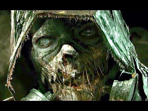 Batman Arkham Knight Gameplay - Scarecrow Reveal E3 2014