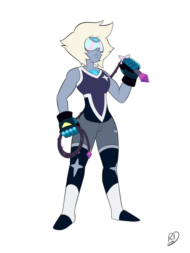 richdogan:  I really hope Amethyst and Peridot will fuse in the show someday.
