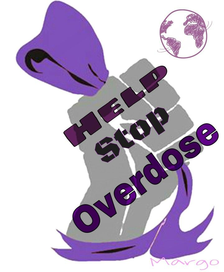 17 Best Overdose Awareness Day Ribbons Images On Pinterest