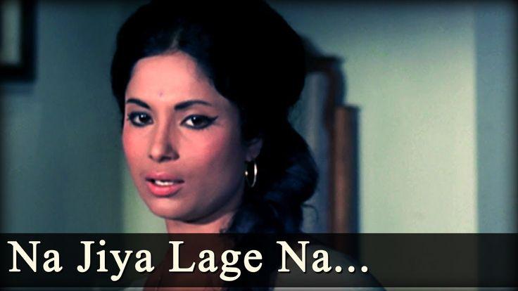Anand - Jiya Lage Na - Lata Mangeshkar