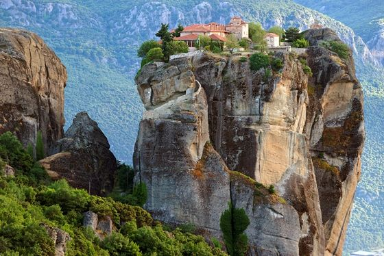 Visit Greece | Meteora