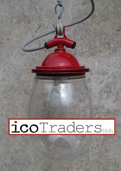Red Port light: $125.00 each from www.icotraders.co.nz