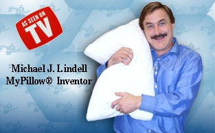 My Pillow - truly a life-changing product.