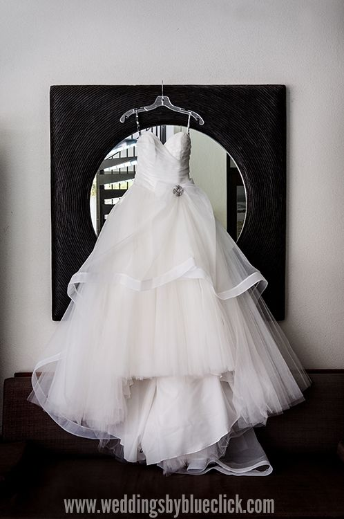 Beautiful wedding gown. Photography by Blueclick Photography. Sea Temple Port Douglas.