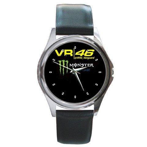Untique watches Fans Valentino Rossi 46 monster logo by nonoaslino