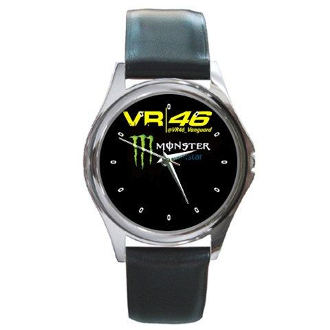 Untique watches Fans Valentino Rossi 46 monster logo by nonoaslino