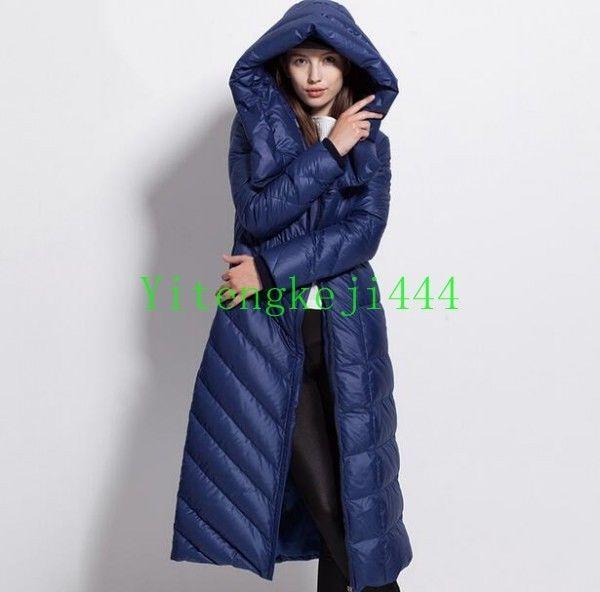 Шикарная женская толстовка с капюшоном утка вниз свободная длинная куртка сгустить парка Верхняя одежда плащ y | Одежда, обувь и аксессуары, Одежда для женщин, Пальто и куртки | eBay!