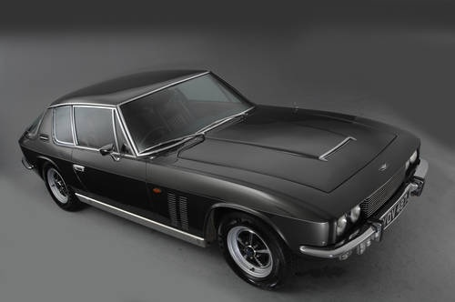 1966 Jensen Interceptor #Import #Car #FastFurious