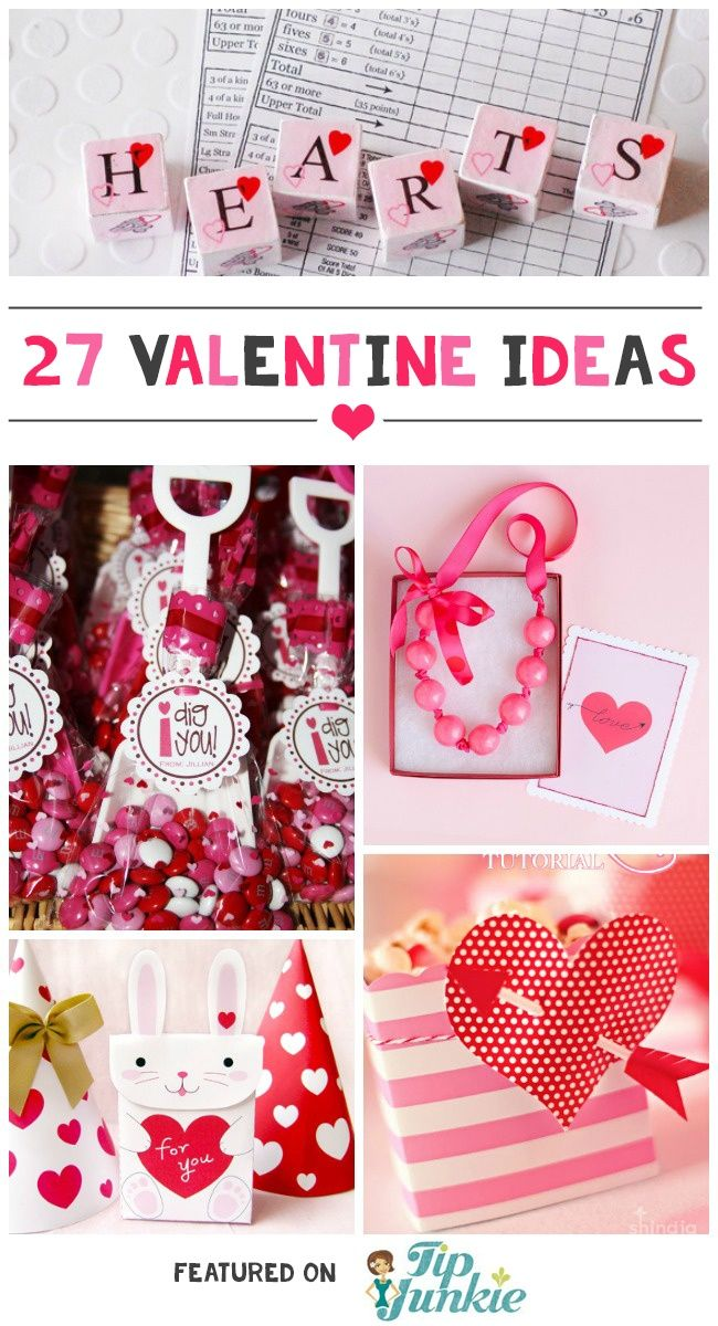 Pinterest Valentine Craft