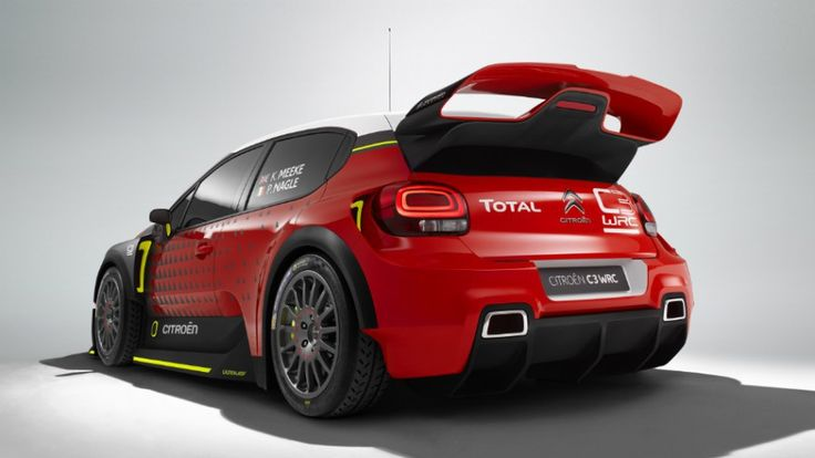 Citroën confirms 2017 World Rally Car name - wrc.com