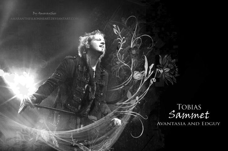 Tobias Sammet by AmaranthesLionHeart.deviantart.com on @DeviantArt